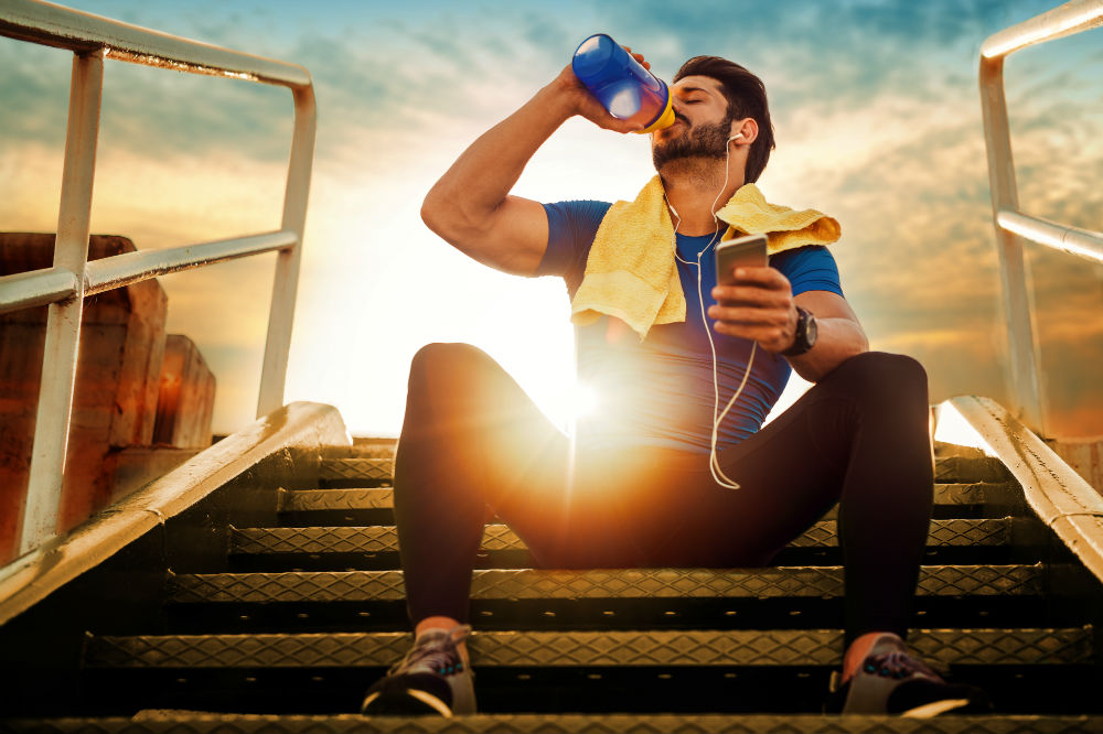 When to Drink Protein Shakes for Muscle Gain 2