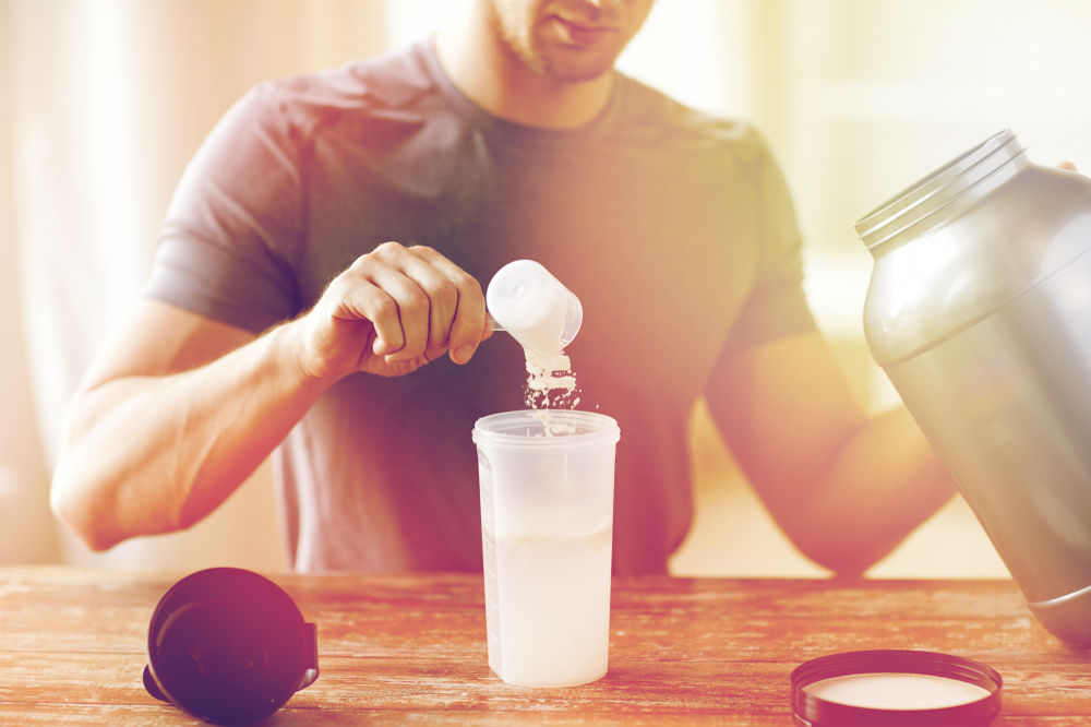 When to Drink Protein Shakes for Muscle Gain