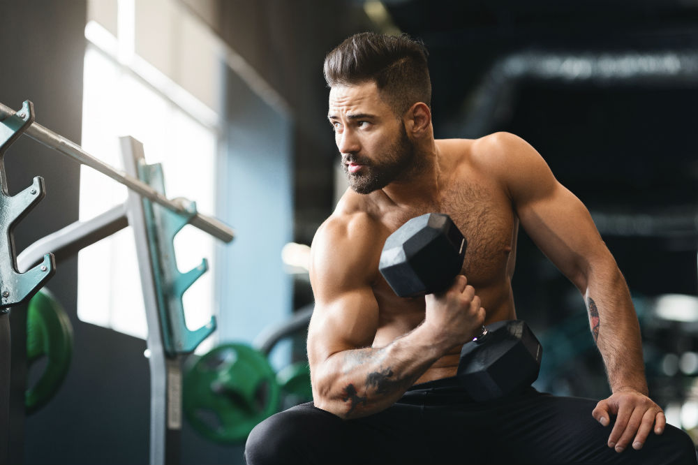 Exercises to Build Arm Muscles 3