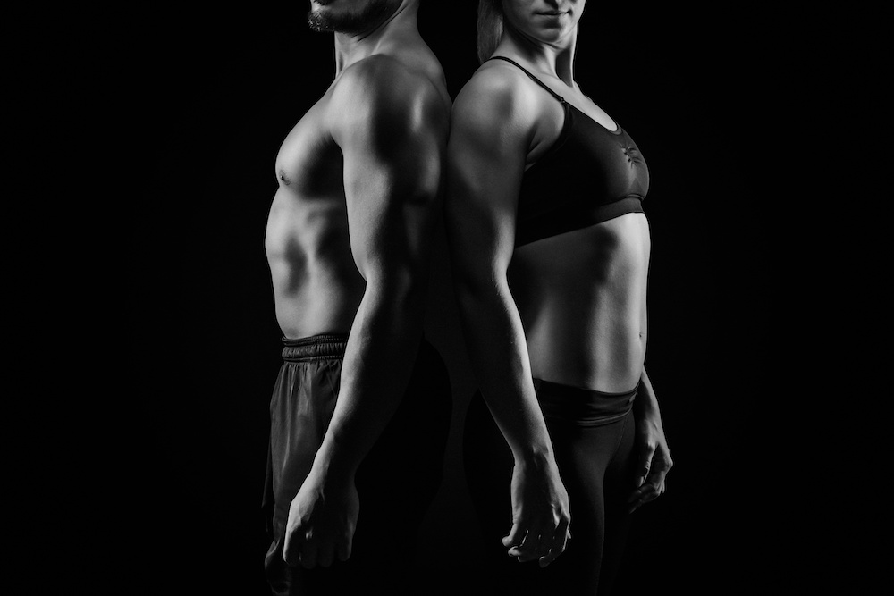 lean muscle vs bulky muscle