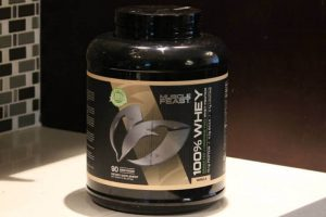 Muscle Feast Grass Fed Whey Protein Blend Review